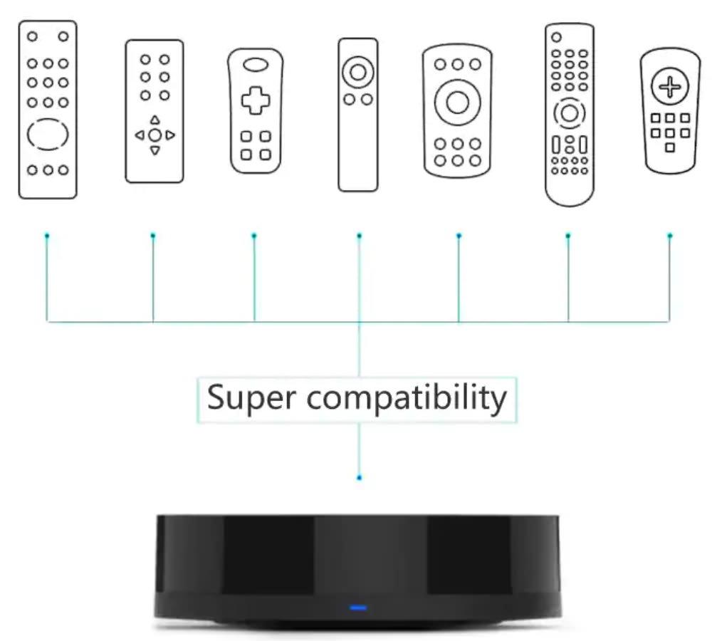 new xiaomi remote controller