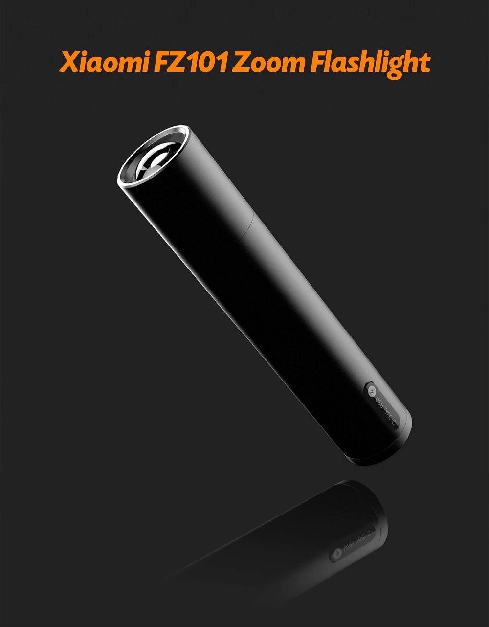 xiaomi fz101 zoom flashlight