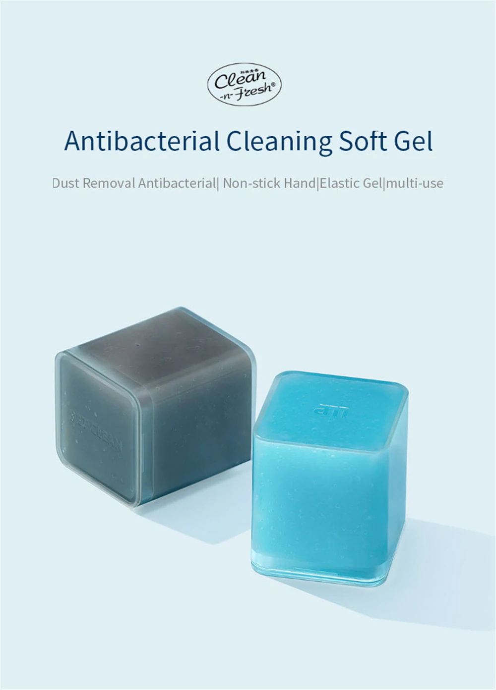 xiaomi clean-n-fresh cleaning soft gel
