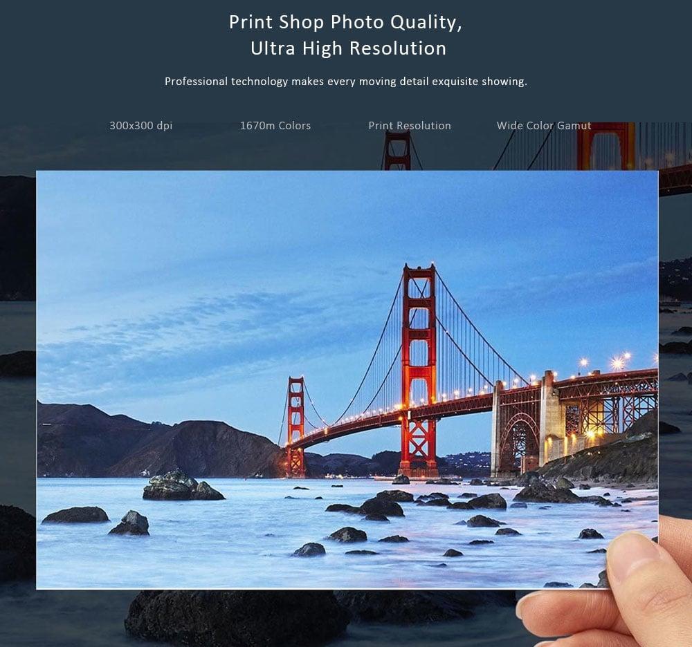 mijia color photo printer