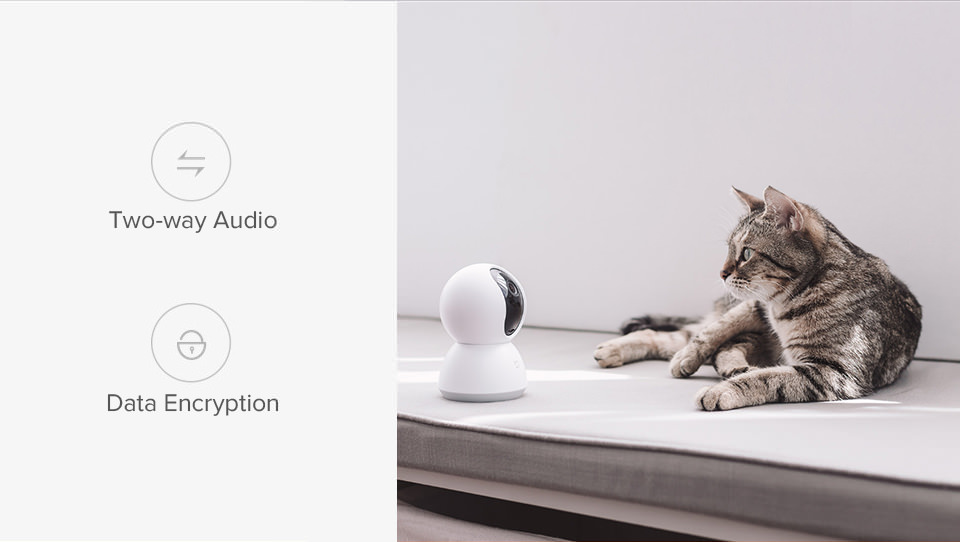 mijia 1080p ip security camera
