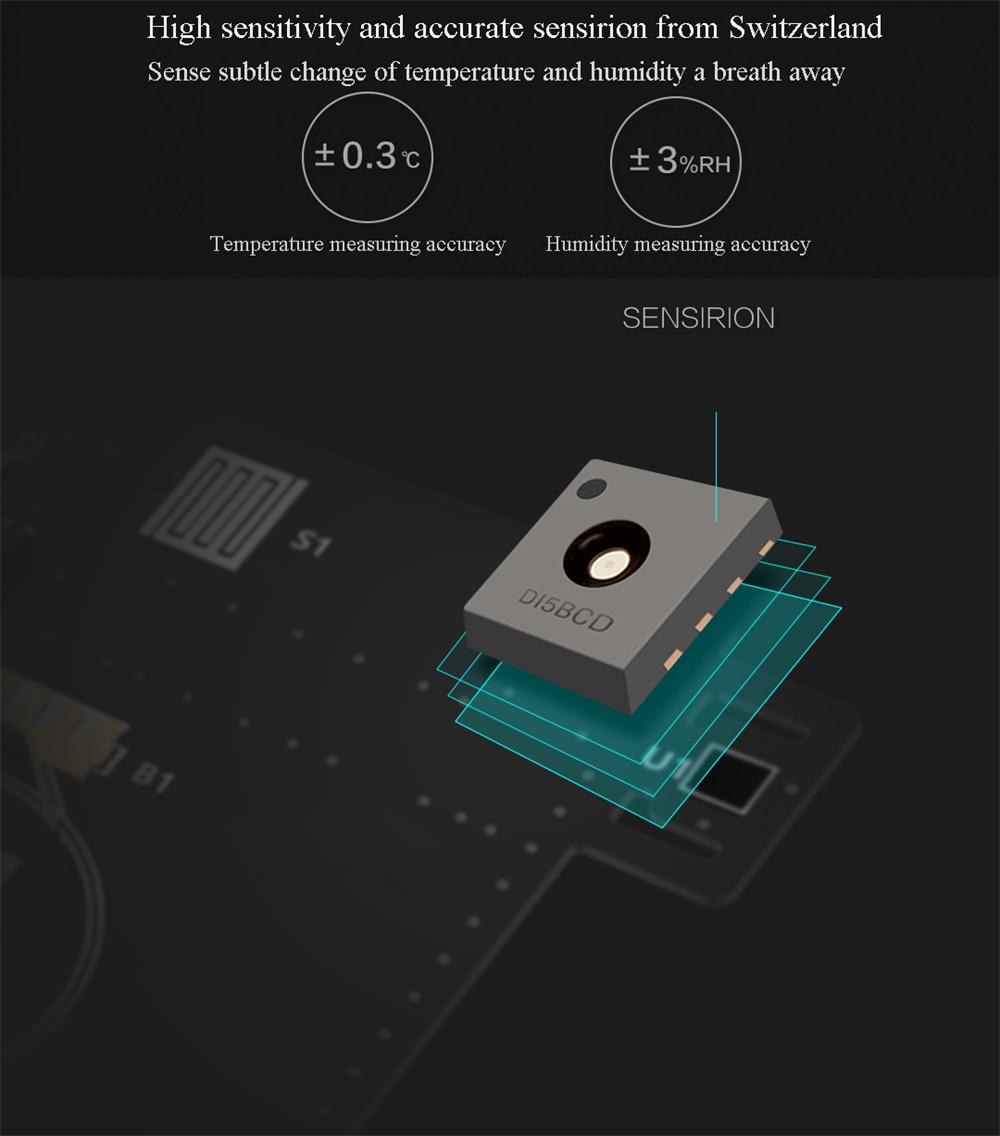 xiaomi temperature humidity sensor