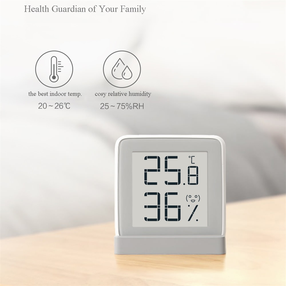 new xiaomi temperature humidity sensor