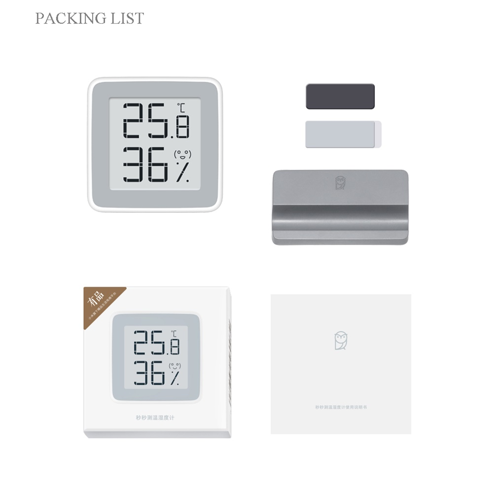 buy xiaomi mijia temperature humidity sensor