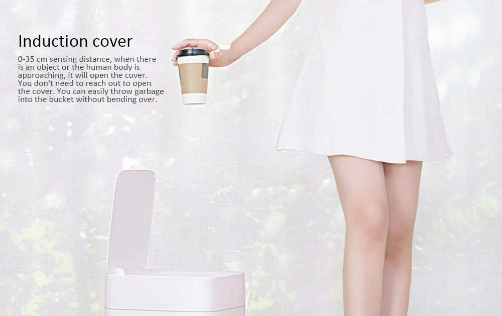 xiaomi mijia townew t1 trash can price