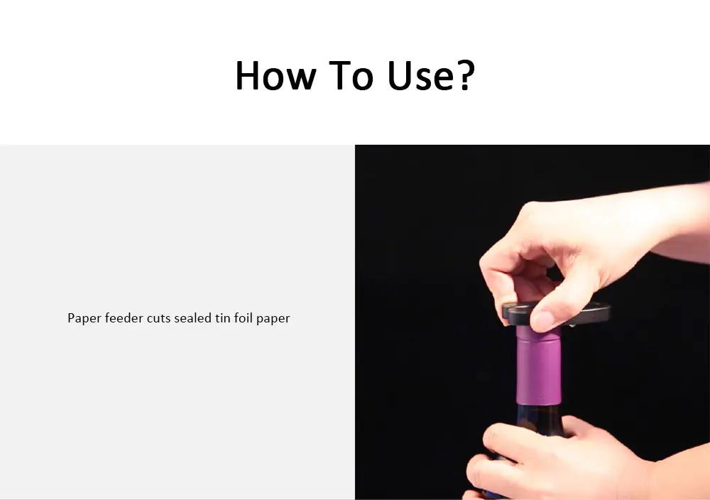 xiaomi mijia electric bottle opener