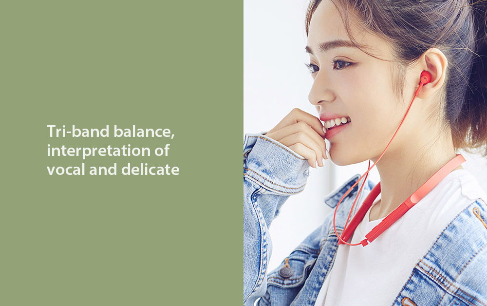 xiaomi necklace bluetooth earphone price