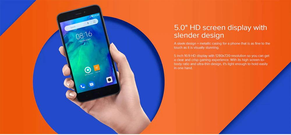 buy xiaomi redmi go 4g smartphone