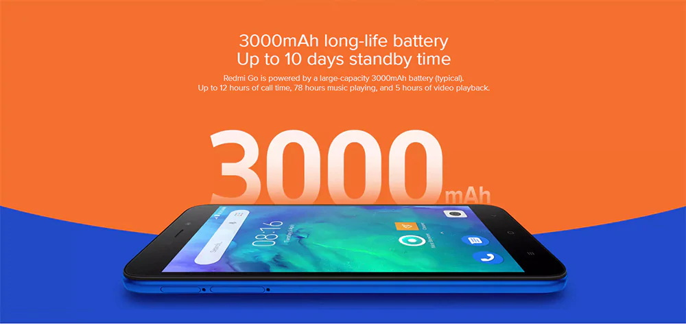 xiaomi redmi go 16gb global version