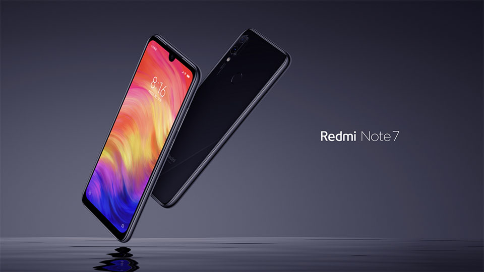 xiaomi redmi note 7 4gb/64gb price