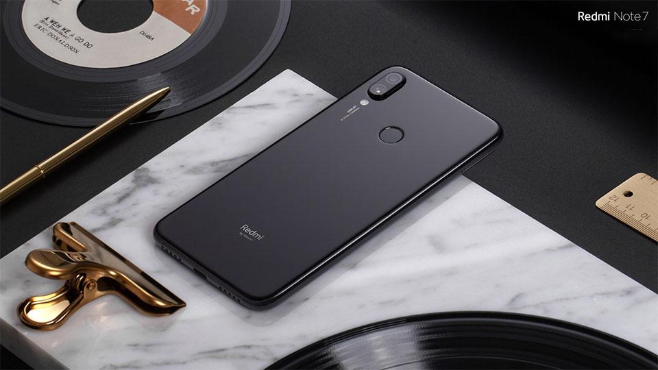 xiaomi redmi note 7 smartphone sale