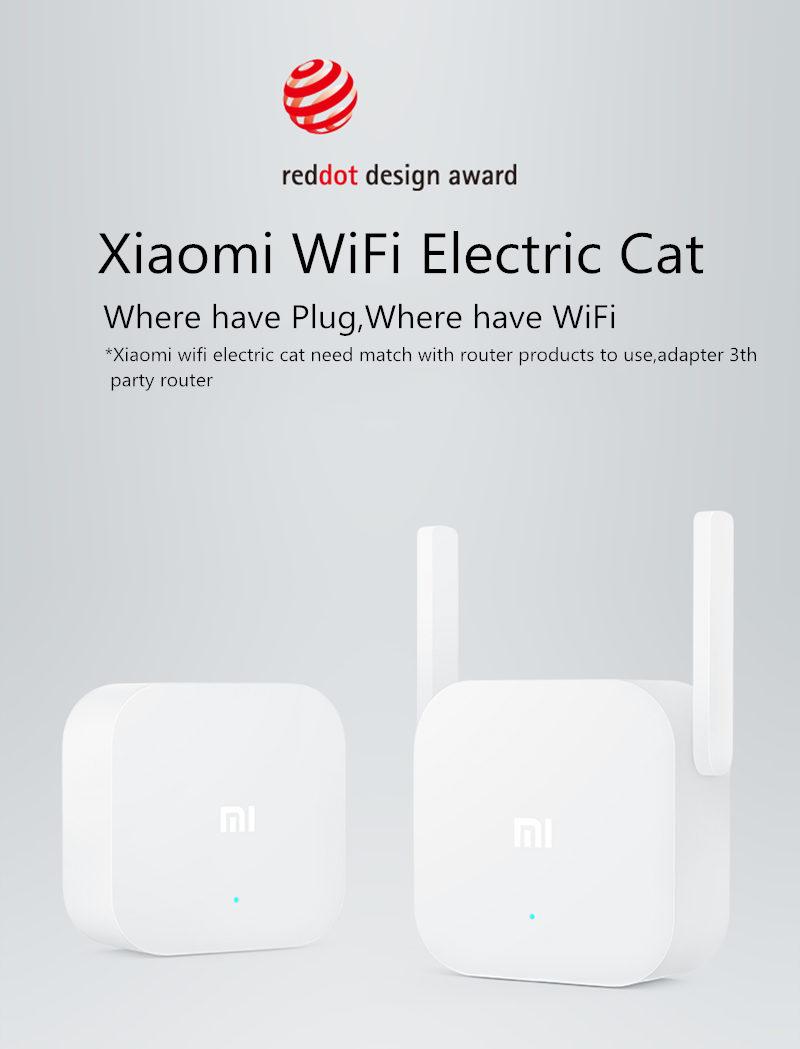Xiaomi wifi gato electrico - donde tener enchufe, donde tener wifi Xiaomi-Simple-Practical-WiFi-Modem-1