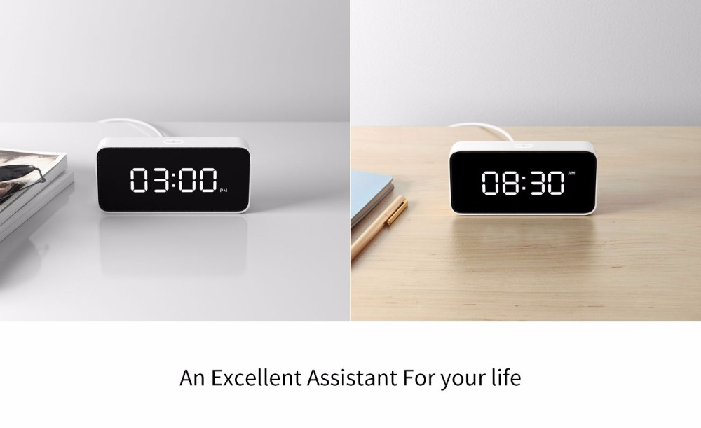 xiao ai smart alarm clock