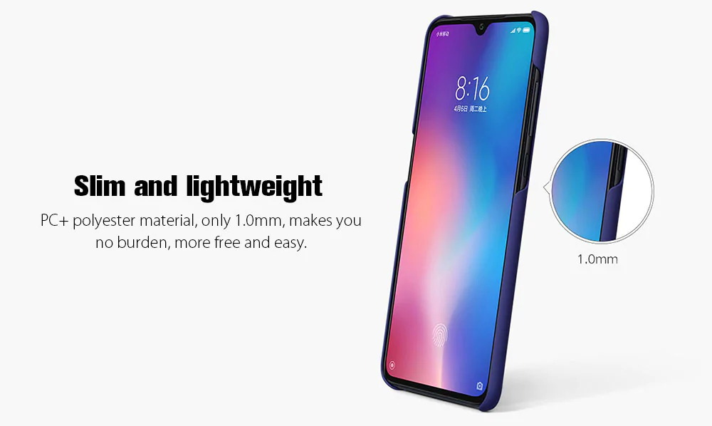 cheap xiaomi mi 9 street style protection shell