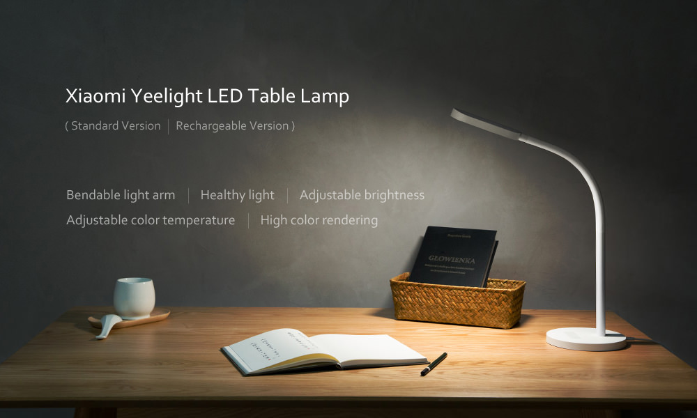 xiaomi yeelight yltd01yl led table lamp