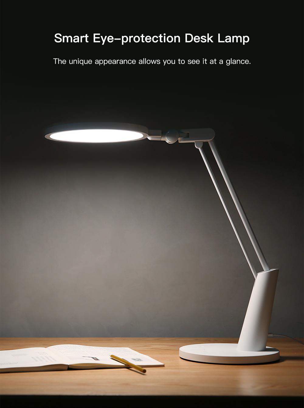 xiaomi yeelight smart eye-protection desk lamp