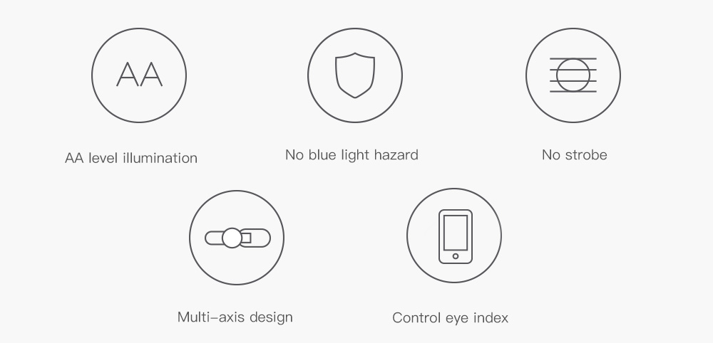 yeelight smart eye-protection desk lamp
