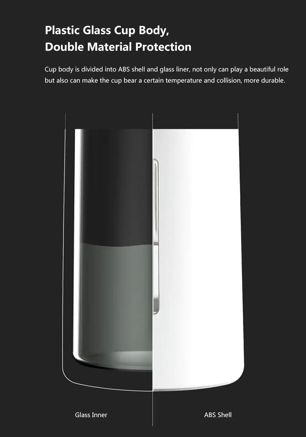 youpin tea water separation cup online