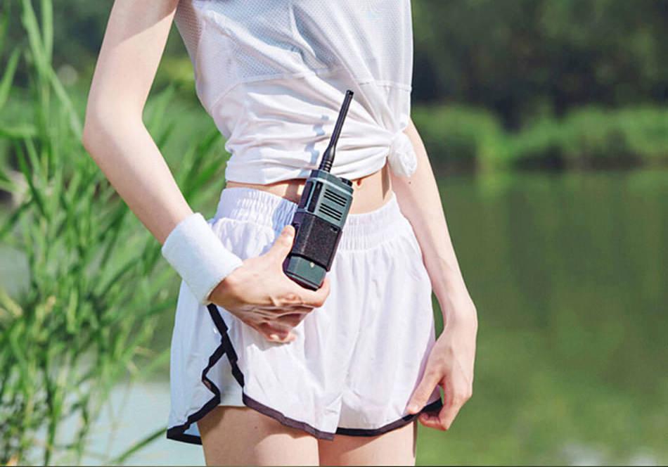 buy mijia d301 walkie talkie