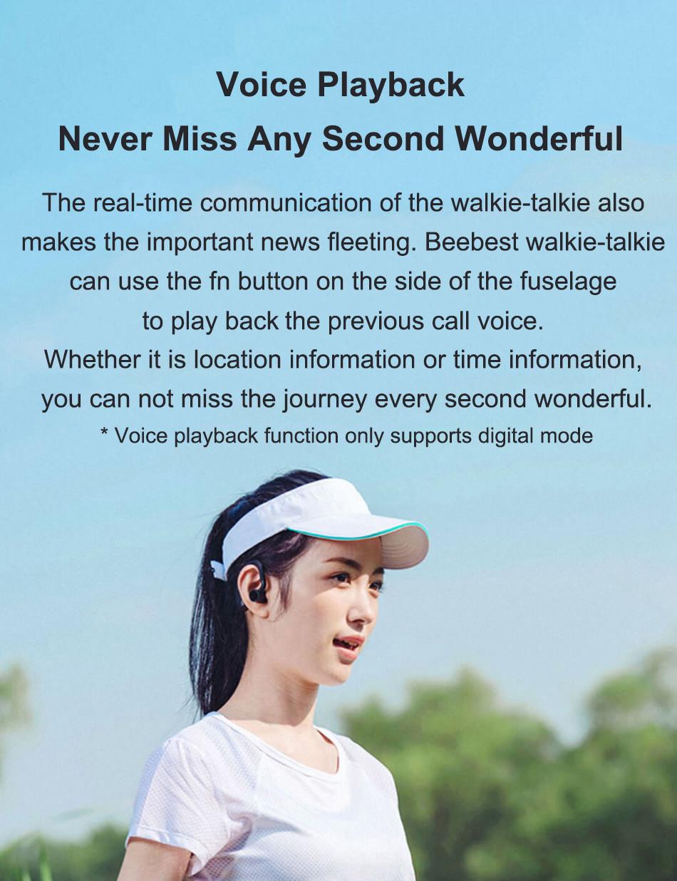 buy xiaomi d301 walkie talkie