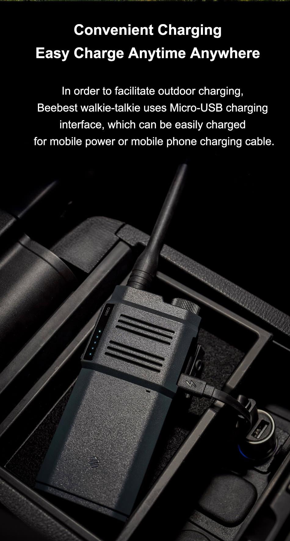 mijia d301 walkie talkie online