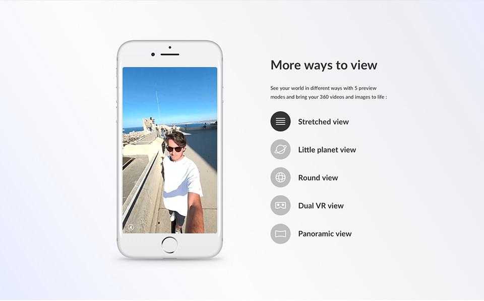 yi 360 camera online