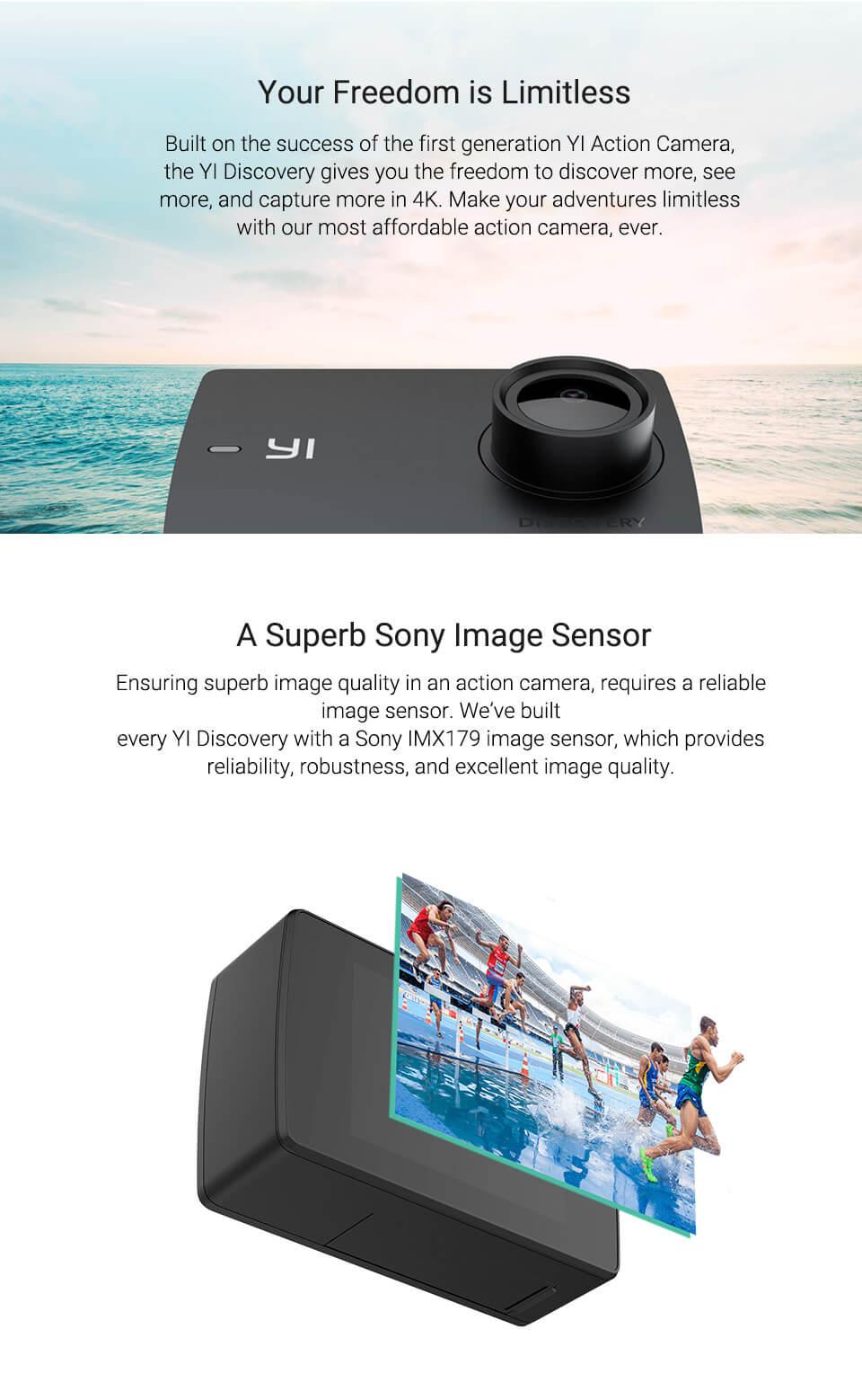 yi discovery camera