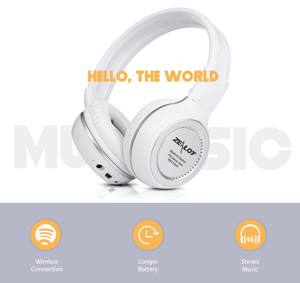 zealot b570 bluetooth headset