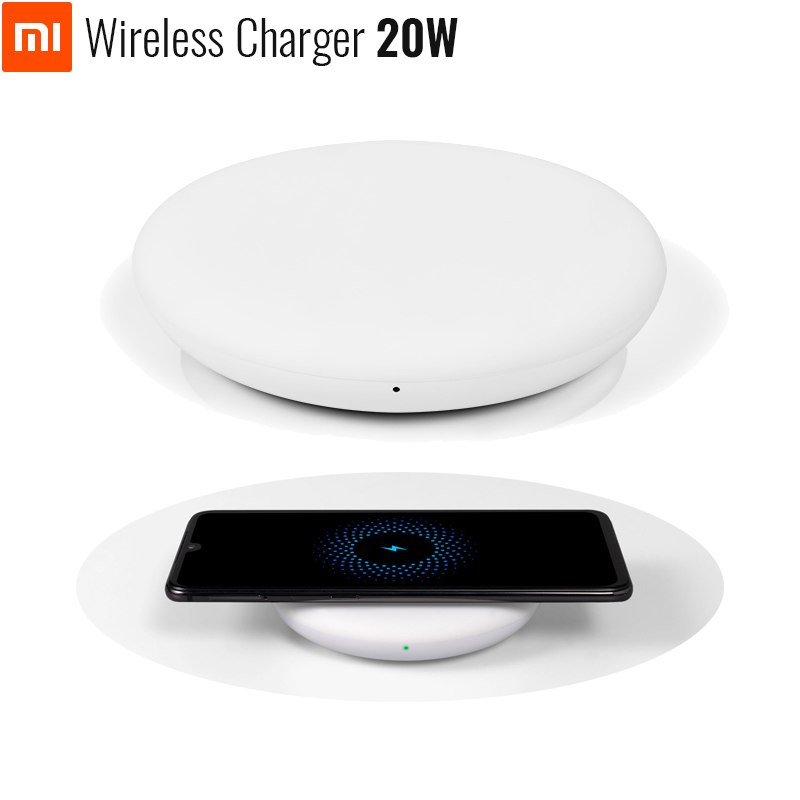 xiaomi wireless charger 20w