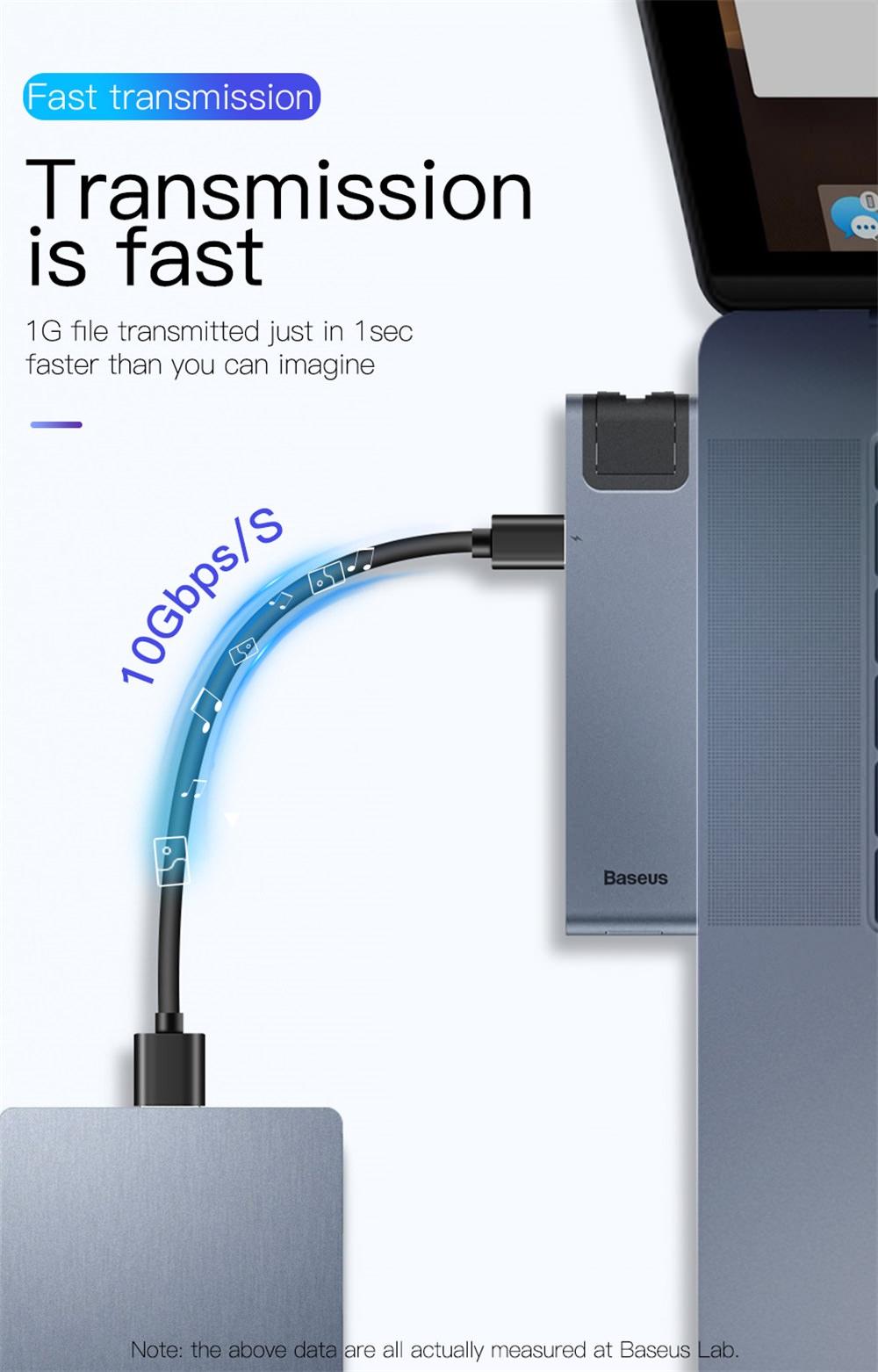 baseus cahub-l0g hub adapter price