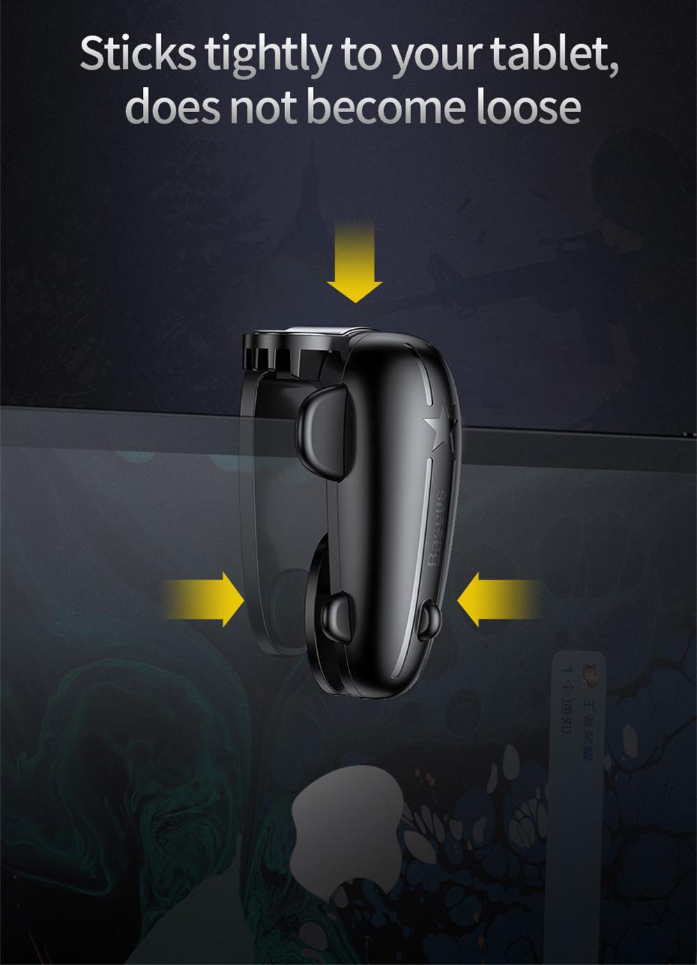 baseus pubg gaming controller