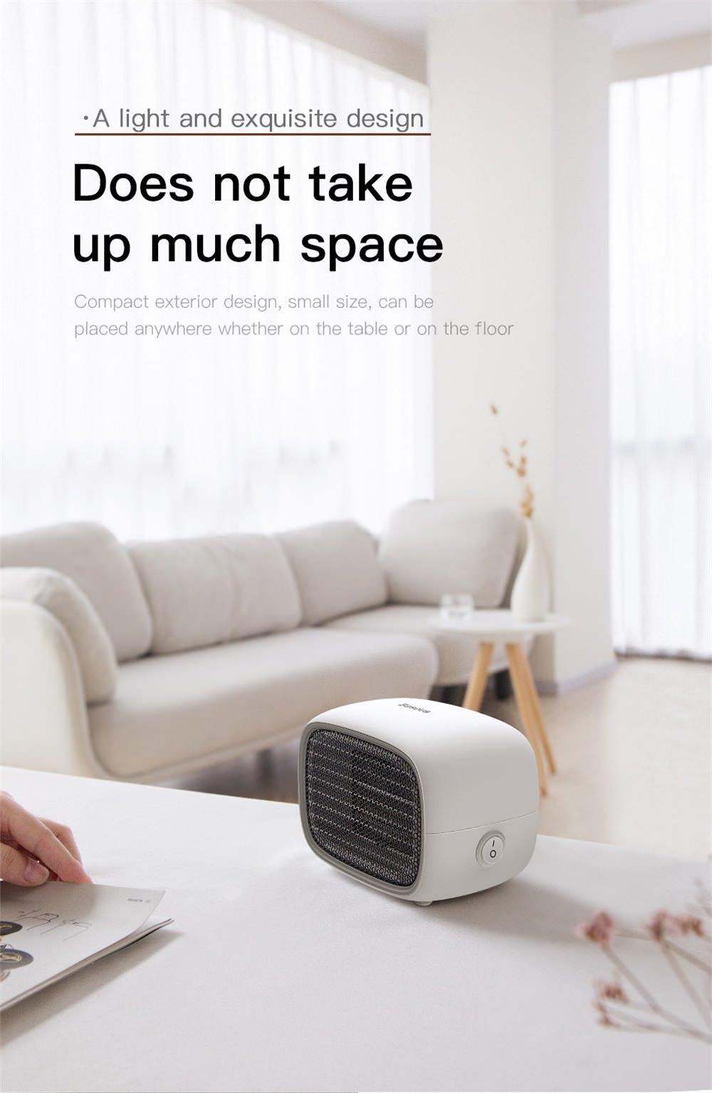 baseus electric air heater