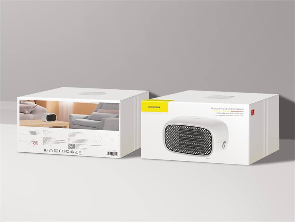 baseus electric air heater price