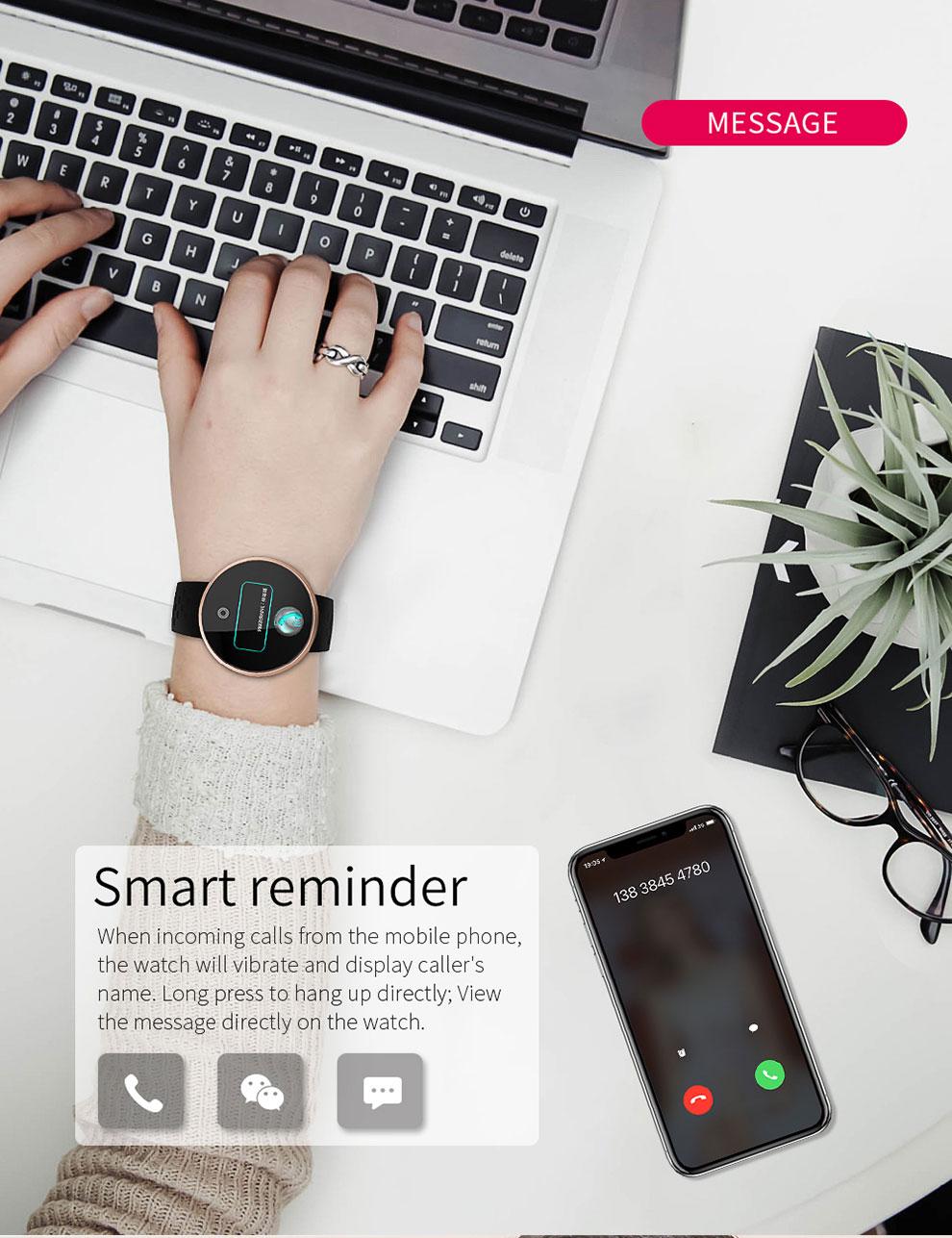 bozlun b36 lady smartwatch for sale