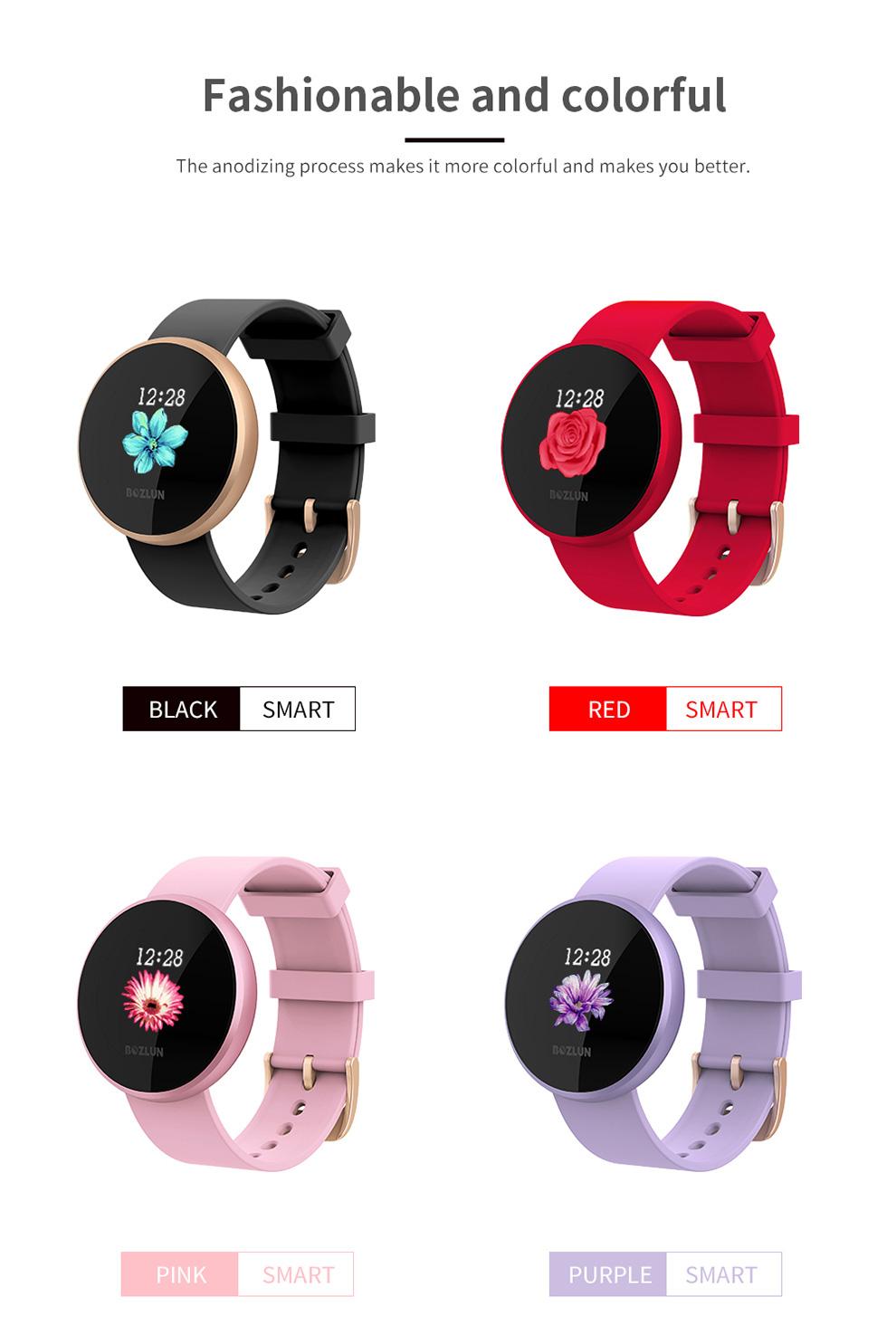 buy bozlun b36 women smartwatch