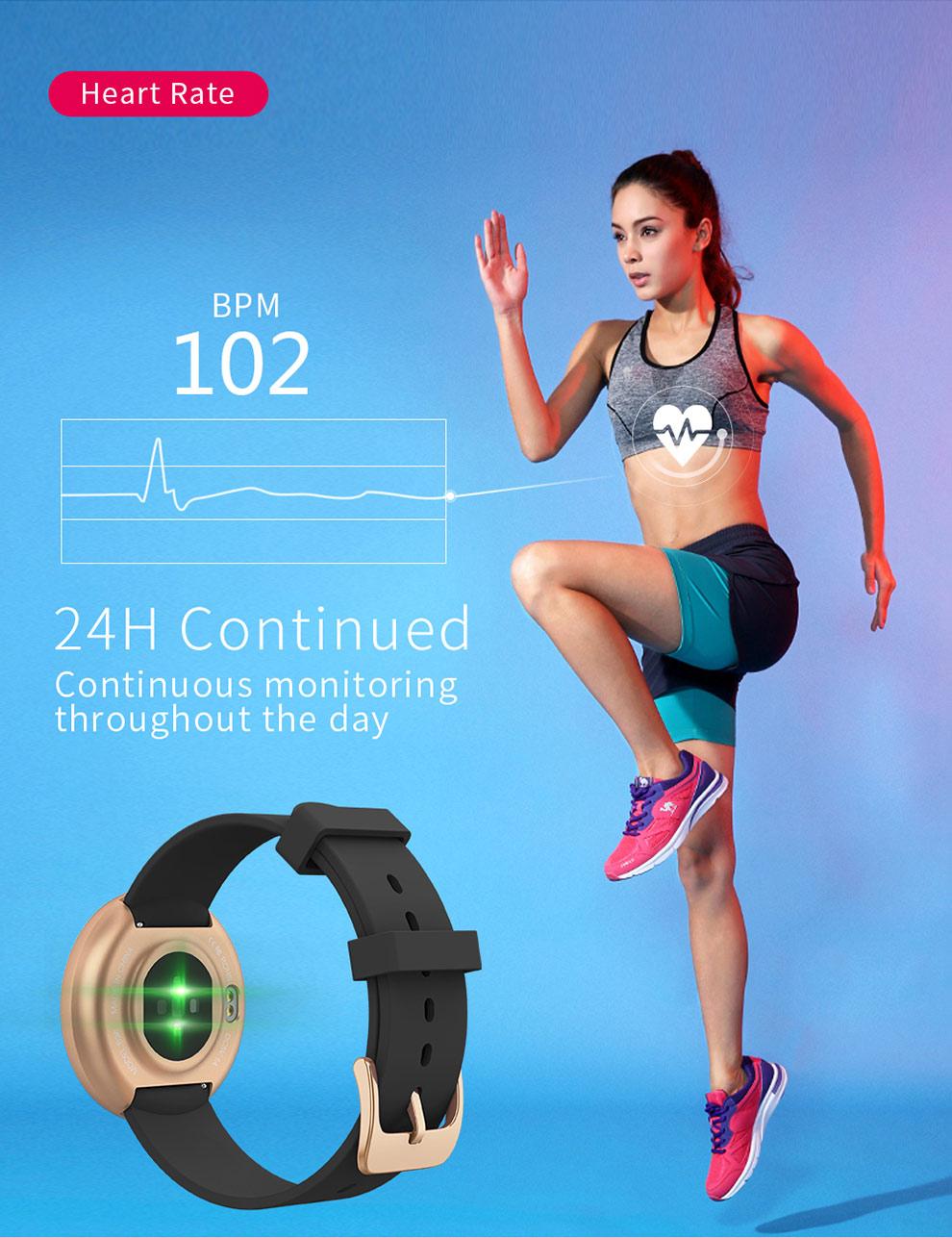 cheap bozlun b36 women smartwatch