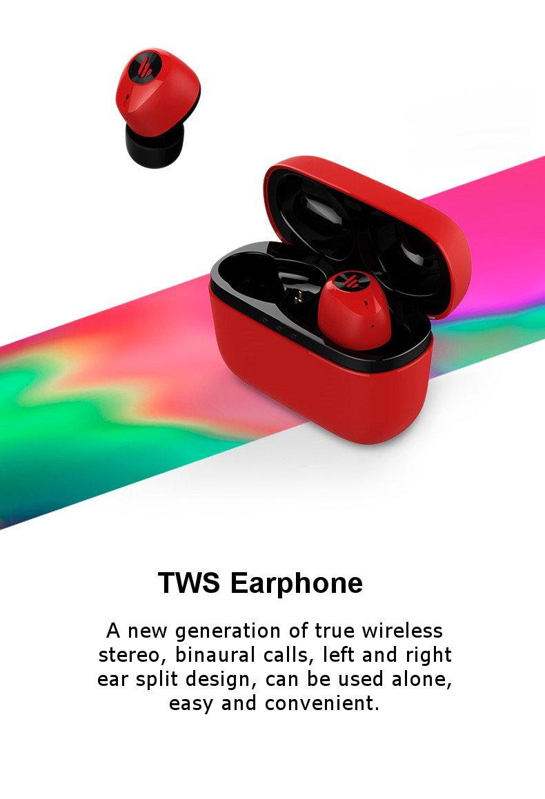 buy edifier w2 wireless stereo earphones