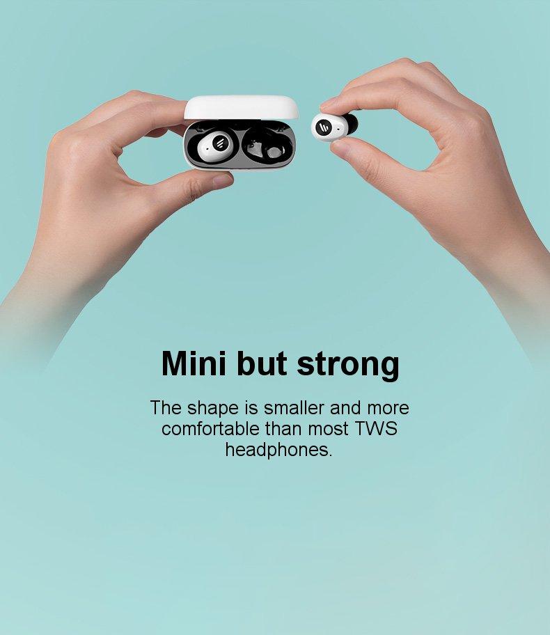 edifier w2 tws wireless earphones