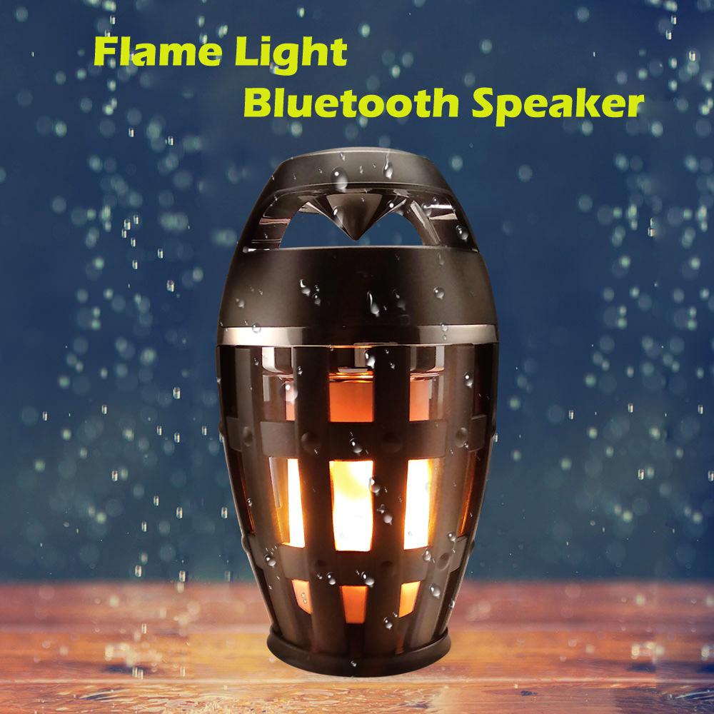 ejoy led flame speaker