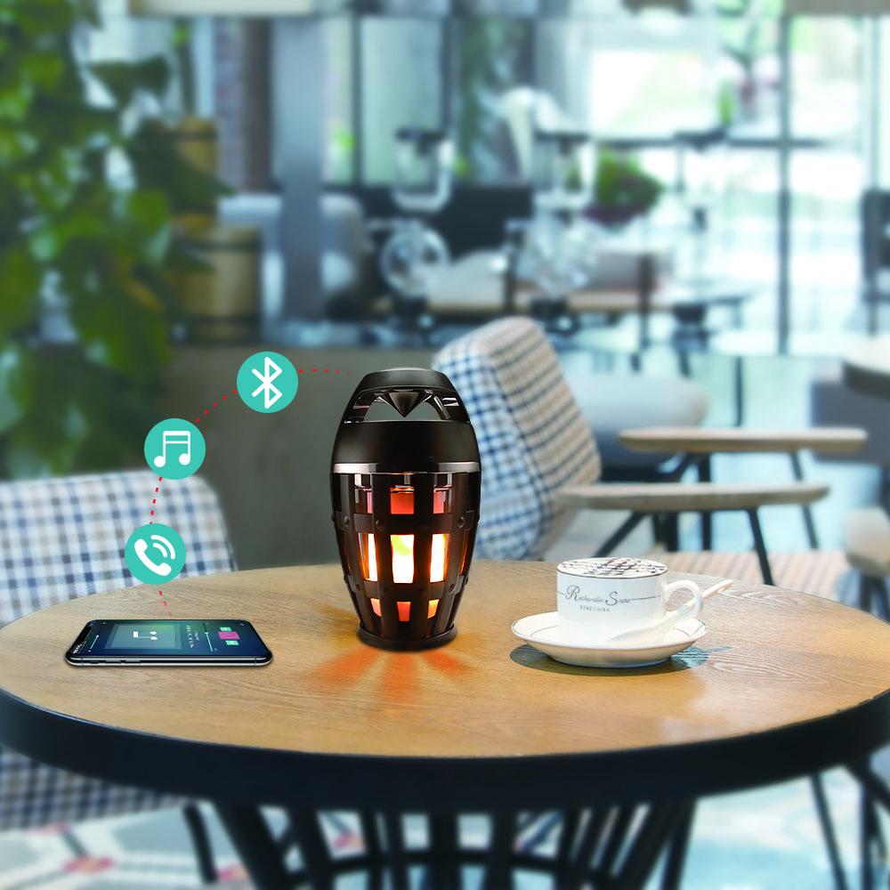 buy ejoy led flame speaker