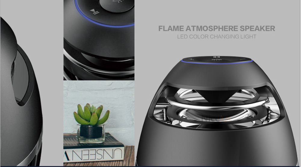 buy ejoy flame bluetooth speaker