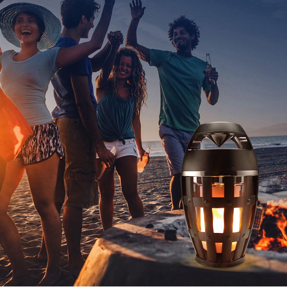 new ejoy flame bluetooth speaker
