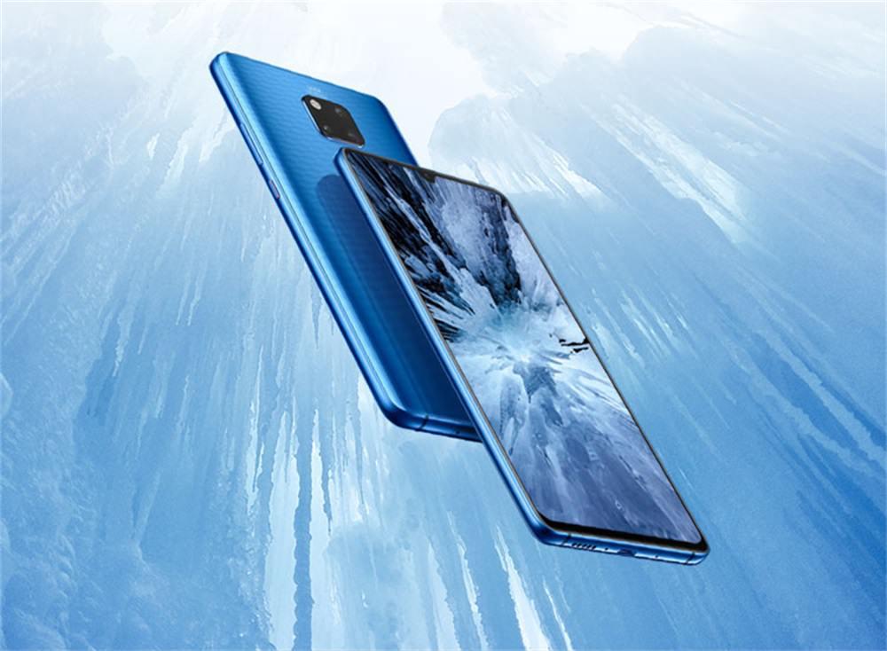 buy huawei mate 20 x 4g smartphone