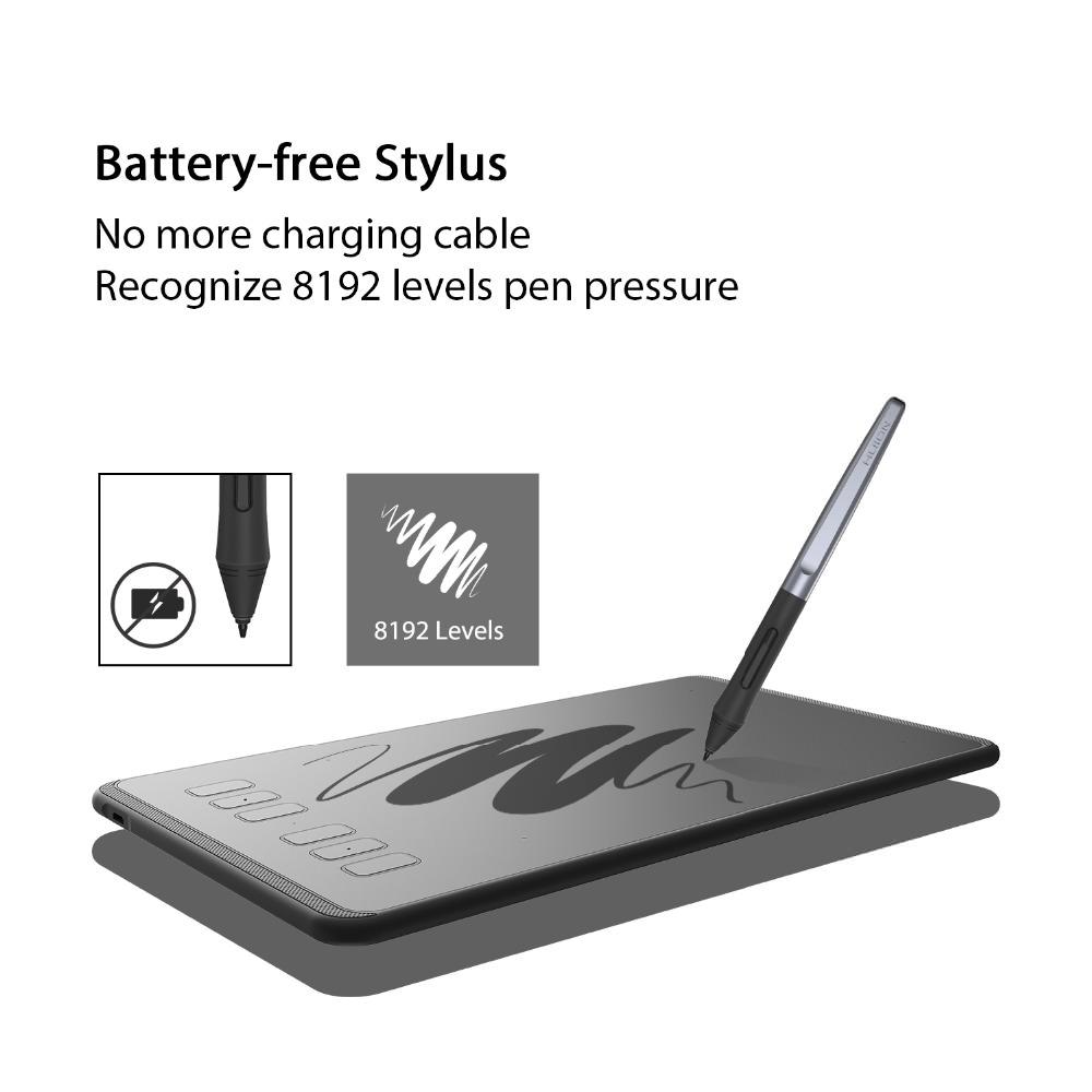 buy huion h640p pen tablet