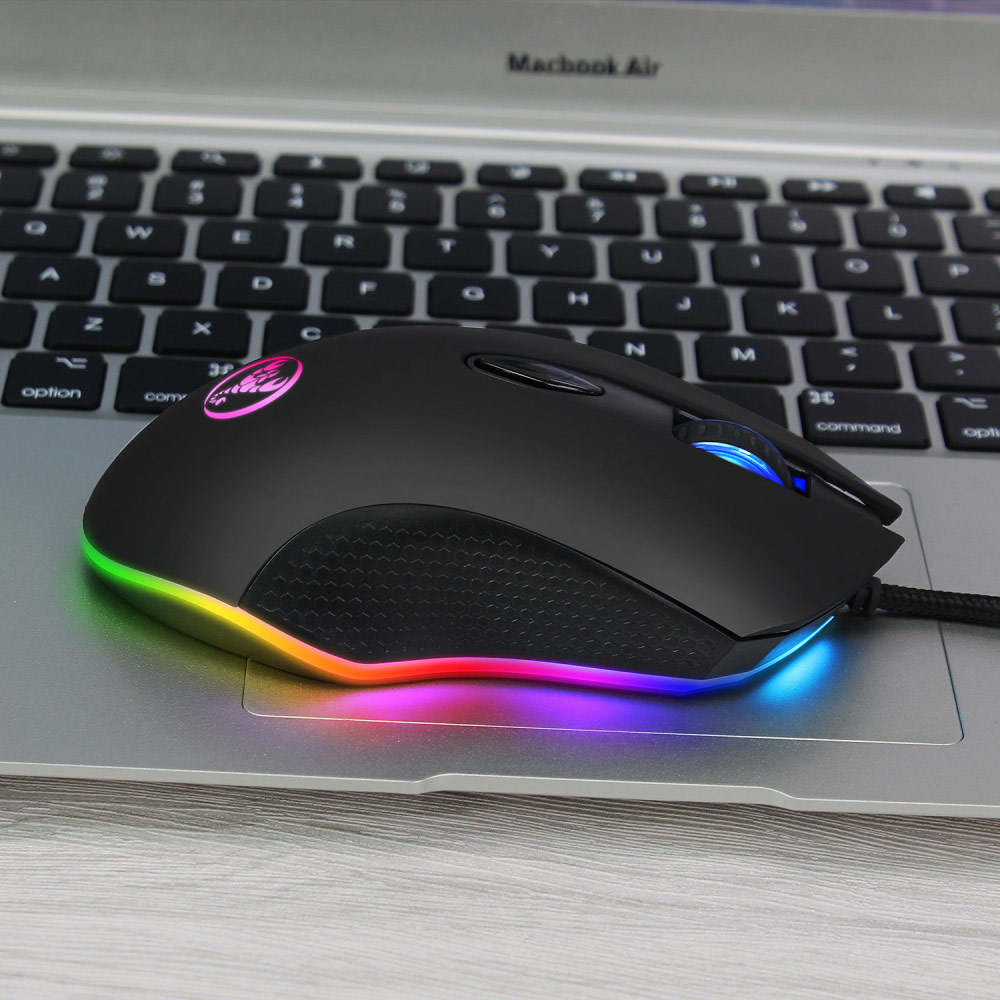 hxsj s500 gaming mouse for sale