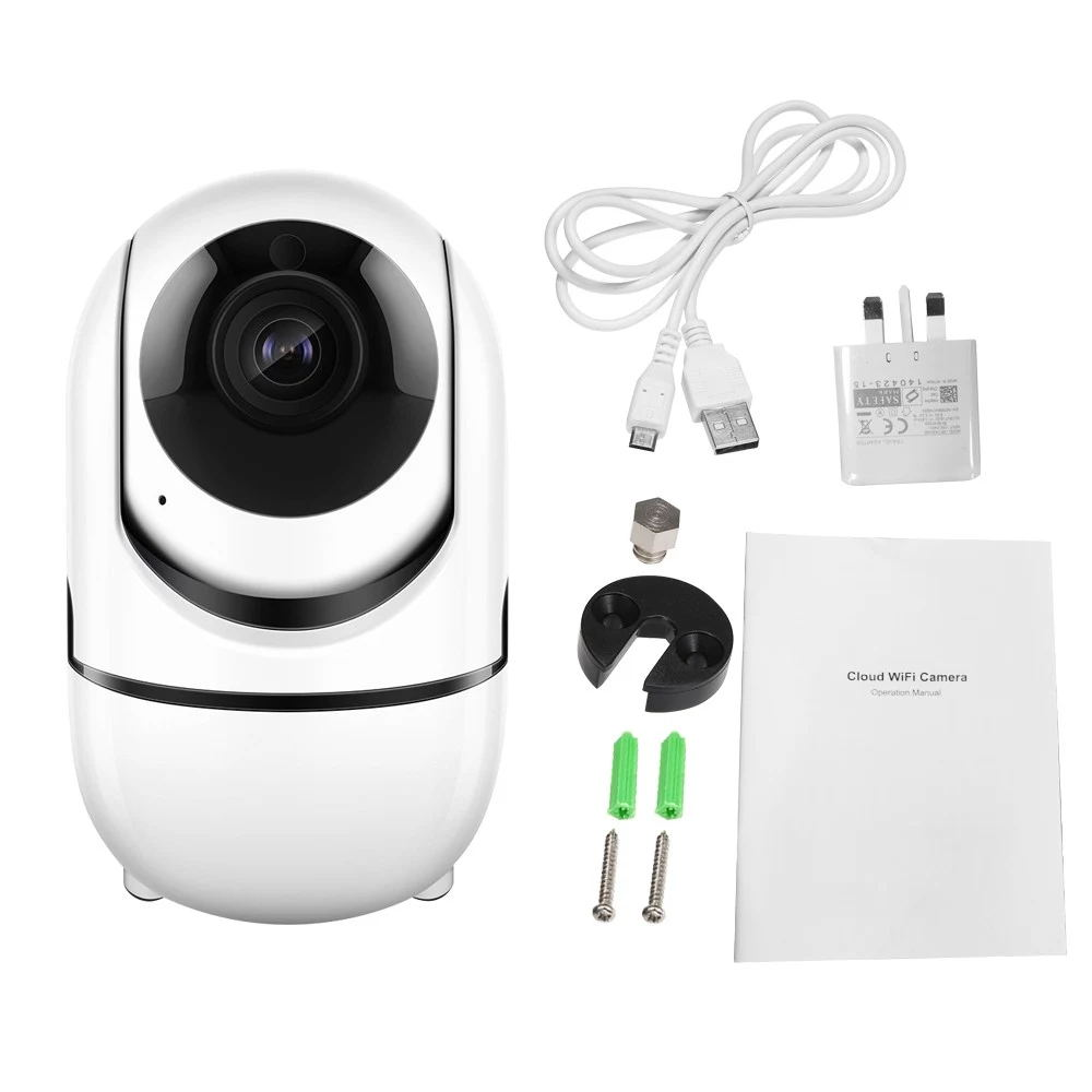 new home security wireless ip camera