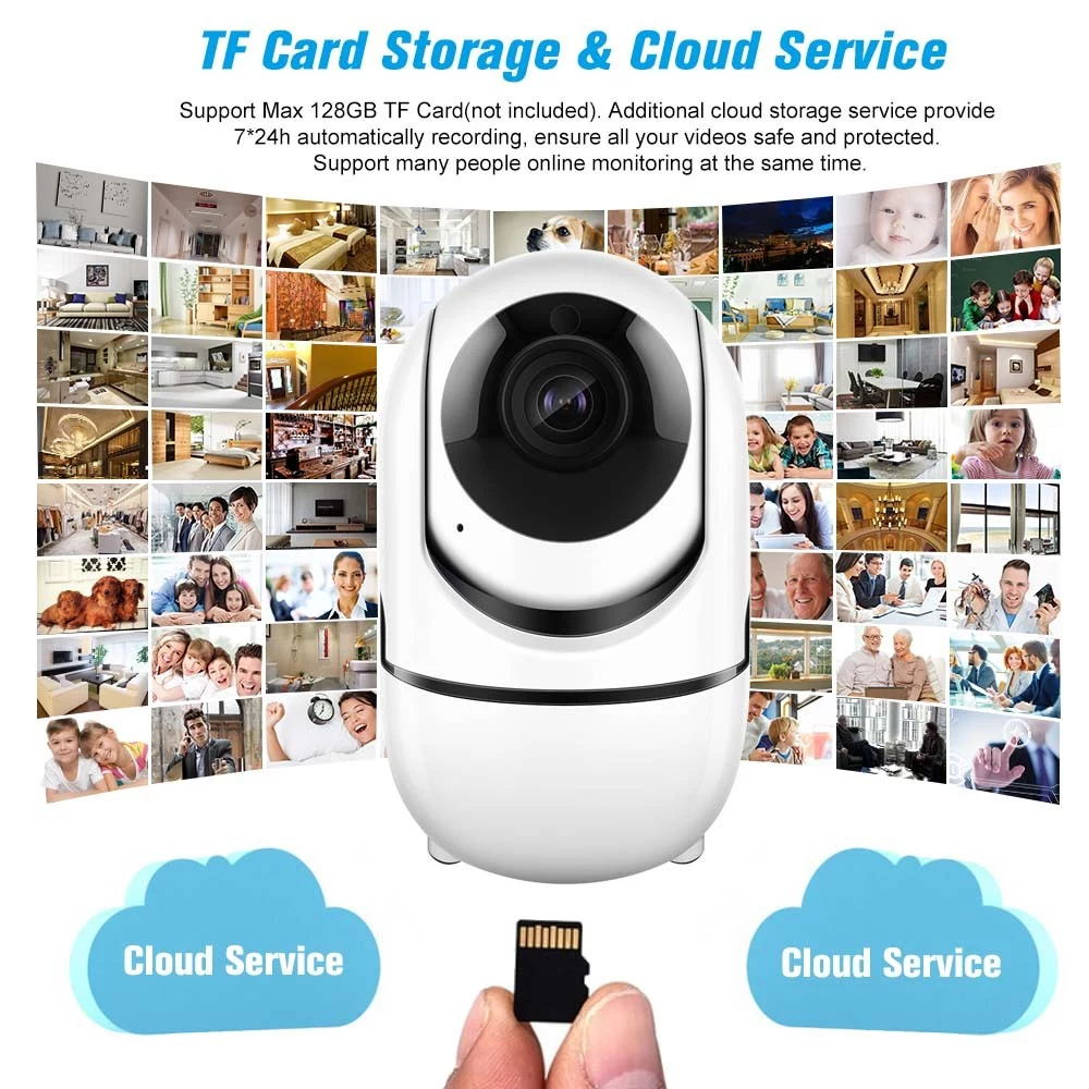 buy home security wireless ip camera
