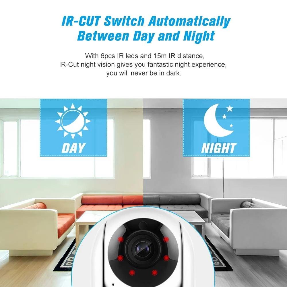 home security 1080p wifi camera
