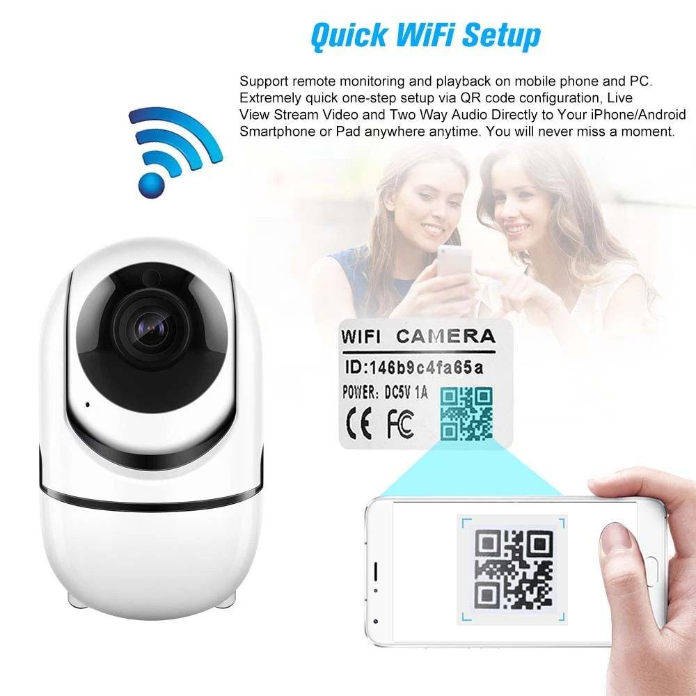 home security 1080p wifi camera 2019