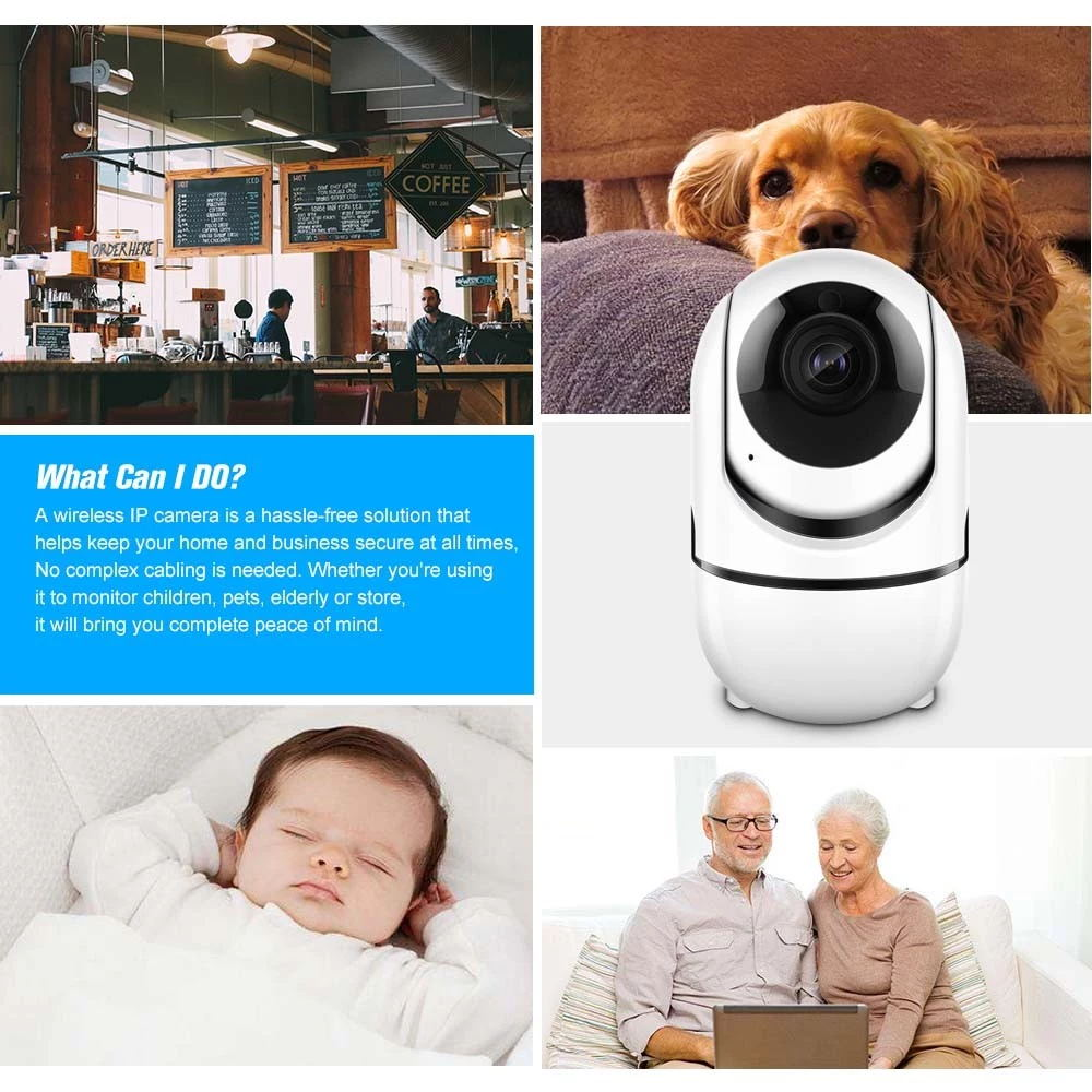 buy home security 1080p wifi camera
